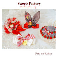 sweets factory strawberrychoco usagi