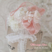 mariage...perl rose