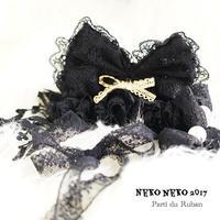 Neko neko 2017(黒猫)