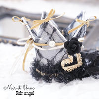Noir et  blanc♡Noir  angel crown