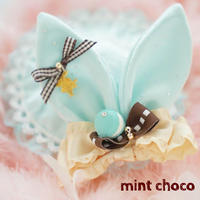 Sweets Factory mintchoco usagi