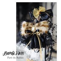 Bambi Noir チョーカーセット