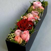【母の日限定】flower box アレンジメント Lサイズ
