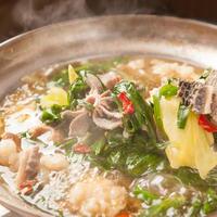 味ゑもんのもつ鍋セット Lサイズ(4~5人前)