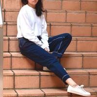BIT BLUE ヴィンテージ ジョガーパンツ 【日本加工】(83078)