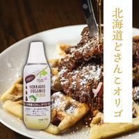 北海道どさんこオリゴ 300g×1本|香ばしい味とすっきりとした甘さが特長の北海道産てん菜の糖蜜を使用したフラクトオリゴ糖シロップ|美糖舎-BITOYA