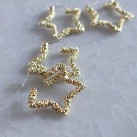 jagged STAR pierce