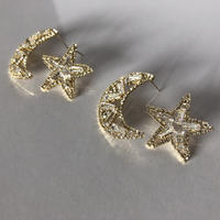 sukashi STAR×MOON pierce