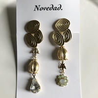 Vintage B&F earring
