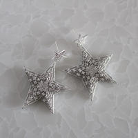 STAR lace pierce