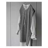 TS (S)  pullover side slit long Best