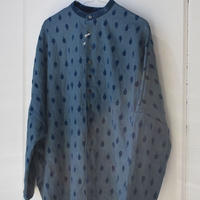 R&D.M.CO-  artichoke flocking finish buggy shirt