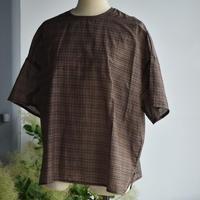 R&D.M.CO-  C/S   pullover  shirt