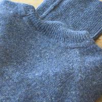 phlannel   SOL  wool cashmere turtle neck knit