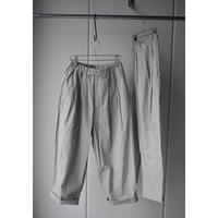 R&D.M.CO-  garment dye tuck gom pants