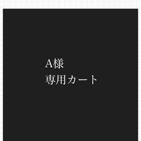 A様専用カート (有効期間5/11)