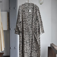 R&D.M.CO-    WILD BERRY TIE ROBE