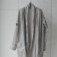 MITTAN 大麻羽織りシャツ