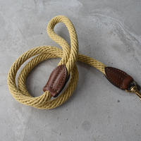 mungo&maud  Rope Lead   natural