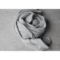 TOUJOURS  /  plain stitch mink finished stole