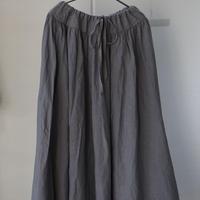 GASA  ギャザースカート