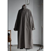 TOUJOURS  /  over sized wind slip  soutien collar  coat