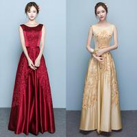 20代30代 上品でゴージャスな大人の女性のドレス
