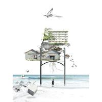 クスミエリカ「カタルシスの浜 静止する時間」