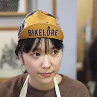 武蔵の丘バイクロア サイクルキャップ