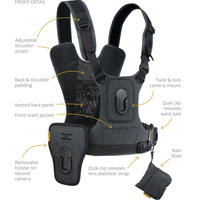 COTTON CARRIER CAMERA HARNESS 2(予約品)