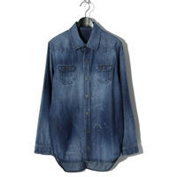 Dungaree Shirt / INDIGO 2903601