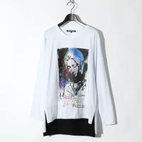 Saint Mary L/S Tee / WHITE 2904114