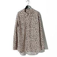 Leopard Pattern Shirt / PINK 2903602