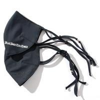 B.H.C.C Rubber Print Mask / BLACKxBLACK BLACKxWHITE 2905701