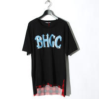 B.H.C.C Layered Logo Tee /  BLACK 2904102