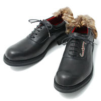 Leopard Switching Shoes(w/Studs by METAL JACKET®) / BLACK×LEOPARD 2904603