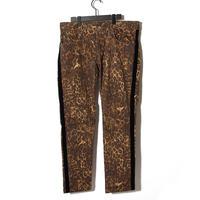 Pocket Python Leopard Skinny Pants 2902404