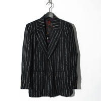 Snake Stripe jacket / BLACK 2903307