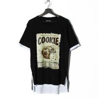 Cookie Tee  / BLACK 2903102
