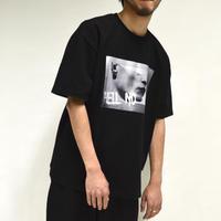 photo printed sweat tee[T-0038]