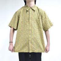 kanji half-sleeve shirts [T-0054]