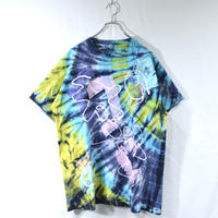 tie-dye graffiti-art tee shirts [T-0045]