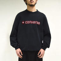 old one point logo pullover[T-0029]