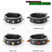 SPIKE leather bracelet