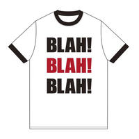 BLAH BLAH BLAH T-shirt (White)
