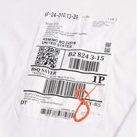 タイベックプリント長袖Tシャツ 【BB11-913】