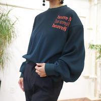 heaveN刺繍トレーナー【BB86-914 】