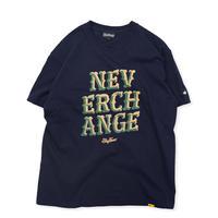 S/S Never Change Tee - Navy