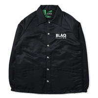 Yes, We Have Jacket - Black/Leaves