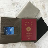 リアルレザー・Basicパスポートケース